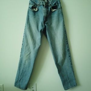 Lucky Brand Vintage 90s High Wasted Mom Jeans